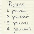 Rules Misunderstood – A Haiku & Others