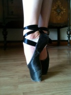 Missing the Pointe
